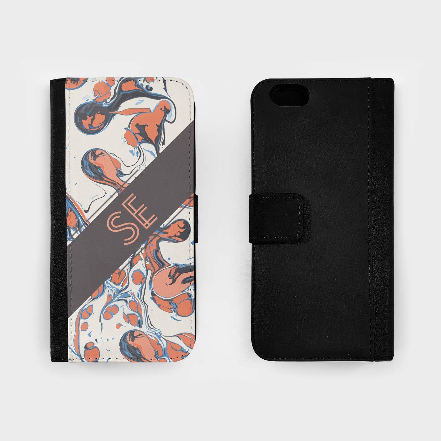 Custom Iphone Flip Case
