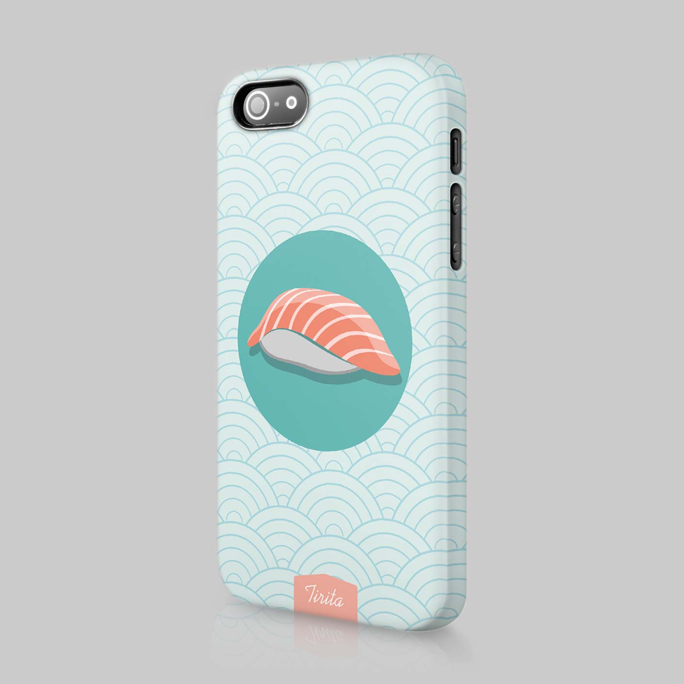 Tirita Sushi Japanese Food Japan Phone Case Hard Cover For